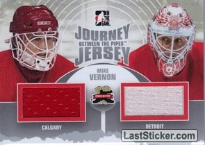 Mike Vernon (Journey Jersey)
