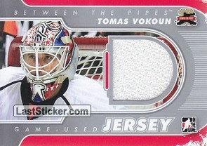 Tomas Vokoun (Game-Used Jersey)