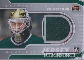 Ed Belfour (Game-Used Jersey)