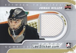 Jonas Hiller (Game-Used Jersey)