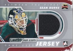 Sean Burke (Game-Used Jersey)