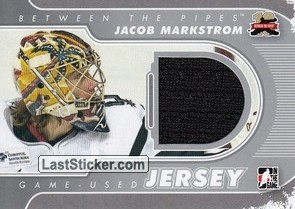 Jacob Markstrom (Game-Used Jersey)