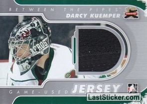 Darcy Kuemper (Game-Used Jersey)