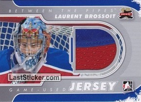 Laurent Brossoit (Game-Used Jersey)