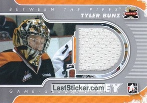 Tyler Bunz (Game-Used Jersey)