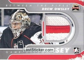 Drew Owsley (Game-Used Jersey)