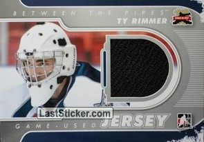 Ty Rimmer (Game-Used Jersey)