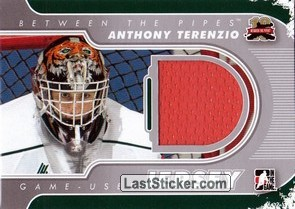 Anthony Terenzio (Game-Used Jersey)