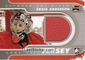 Craig Anderson (Game-Used Jersey)