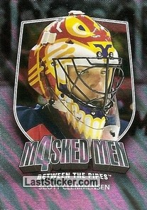 Scott Clemmensen (Masked Men 4)