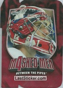 Jimmy Howard (Masked Men 4)