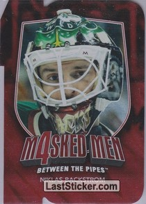 Niklas Backstrom (Masked Men 4)