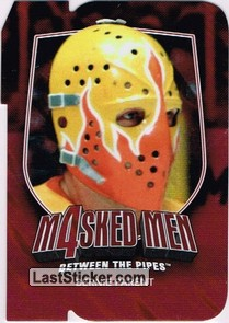 Bernie Parent (Masked Men 4)