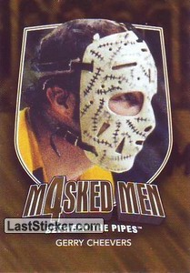 Gerry Cheevers (Masked Men 4)
