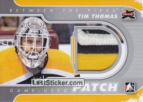 Tim Thomas (Game-Used Patch)