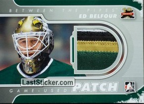 Ed Belfour (Game-Used Patch)