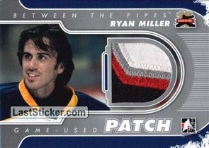 Ryan Miller (Game-Used Patch)