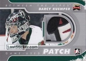 Darcy Kuemper (Game-Used Patch)