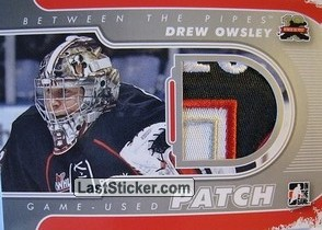 Drew Owsley (Game-Used Patch)