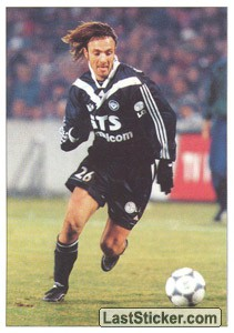 Christophe Dugarry (In game - foto 1) (Attaquant - Christophe Dugarry (#26))