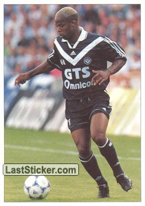 Sylvain Wiltord (In game - foto 4) (Attaquant - Sylvain Wiltord (#11))