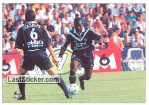Kodjo Afanou (In game - foto 3) (Defenseur - Kodjo Afanou (#21))