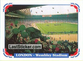 London - Wembley Stadium (Cities and Stadiums)