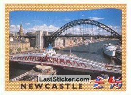 Newcastle (Cities and Stadiums)