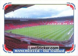 Manchester - Old Trafford (Cities and Stadiums)