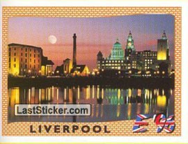 Liverpool (Cities and Stadiums)