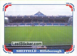 Sheffield - Hillsborough (Cities and Stadiums)