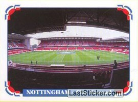Nottingham - City Ground (Cities and Stadiums)