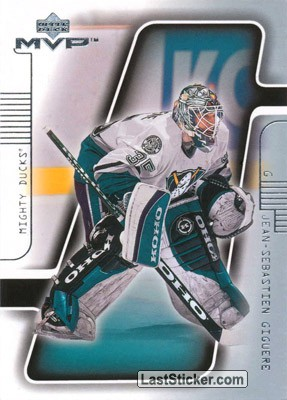 Jean-Sebastien Giguere (Anaheim Mighty Ducks)