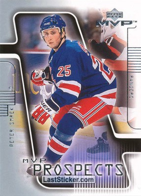 Peter Smrek (New York Rangers)