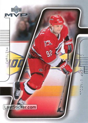 Jeff O'Neill (Carolina Hurricanes)