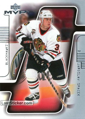 Jaroslav Spacek (Chicago Blackhawks)