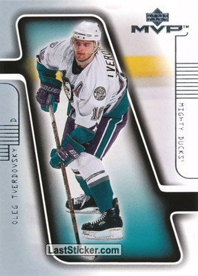 Oleg Tverdovsky (Anaheim Mighty Ducks)