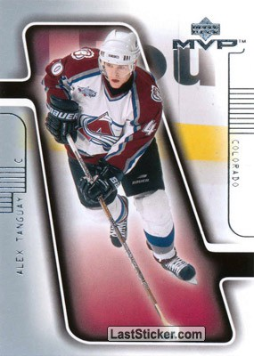 Alex Tanguay (Colorado Avalanche)