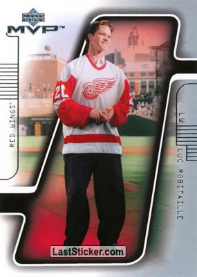 Luc Robitaille (Detroit Red Wings)