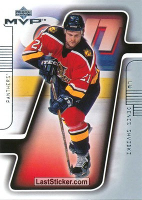 Denis Shvidki (Florida Panthers)