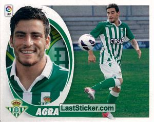 Agra (13) (REAL BETIS)