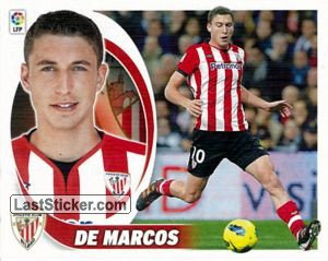 De Marcos (8) (ATHLETIC CLUB)