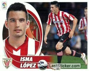 Isma López (11BIS) Colocas (ATHLETIC CLUB)