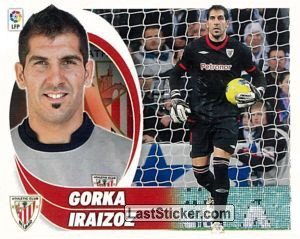 Gorka Iraizoz (1) (ATHLETIC CLUB)
