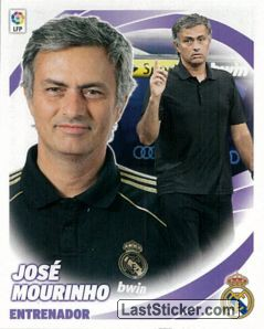 Entrenador REAL MADRID (REAL MADRID)