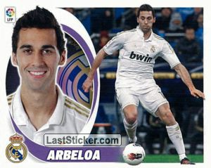 Arbeloa (3) (REAL MADRID)