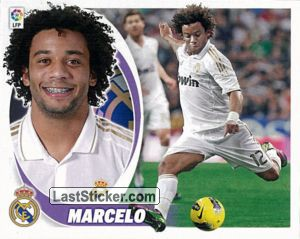 Marcelo (7) (REAL MADRID)