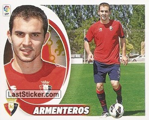 Armenteros (14BIS) Colocas (AT. OSASUNA)