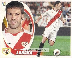 Labaka  (5) (RAYO VALLECANO)