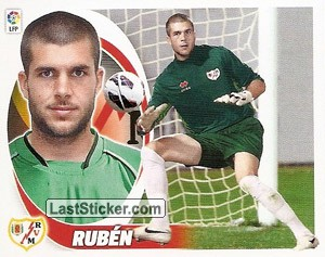 Rubén (1BIS) Colocas (RAYO VALLECANO)